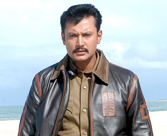 Kannada actor Darshan photo