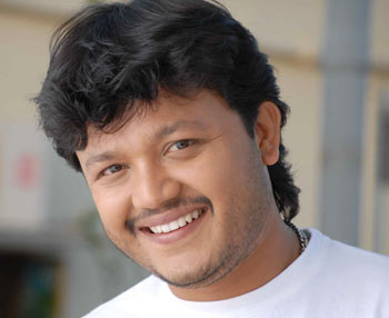 Kannada actor Ganesh photo