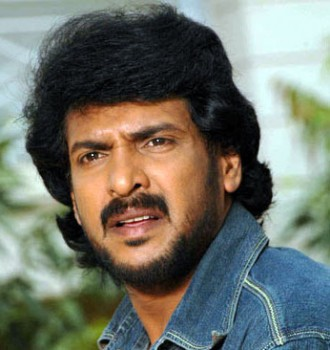 Kannada actor Upendra photo