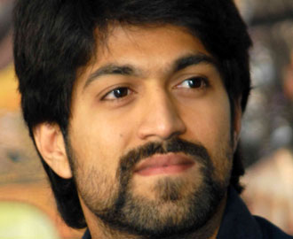 Kannada actor Yash photo