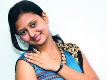 Kannada actress Amulya photo