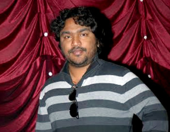 Kannada music director Arjun Janya photo