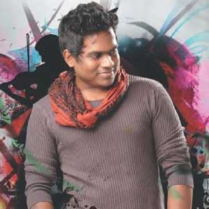 Kannada music director Yuvan Shankar Raja photo
